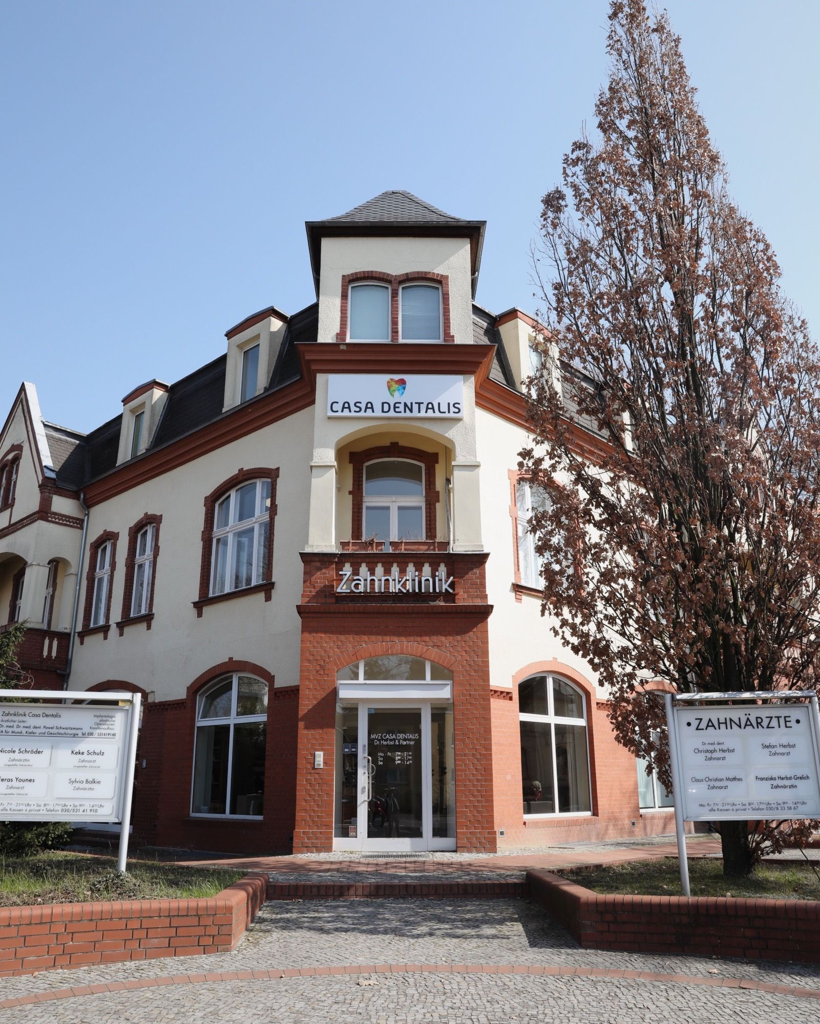 Casa Dentalis Zahnarzt