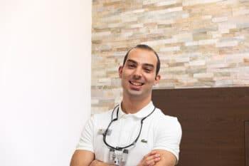Spezialist für Oralchirurgie Dr. Dent.(It.) Salvatore Lombardo M.Sc